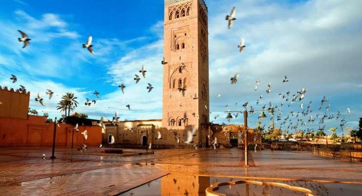 Marrocos com Madrid